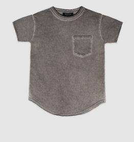 MiniKid MiniKid - Grey Waves T-Shirt