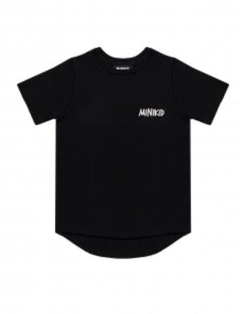 MiniKid MiniKid - Classic T-Shirt Black