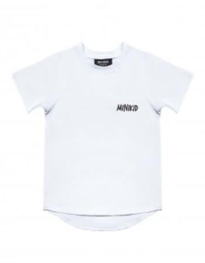 MiniKid MiniKid - Classic T-Shirt White