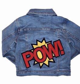 Wee Monster Wee Monster - Denim POW Jacket