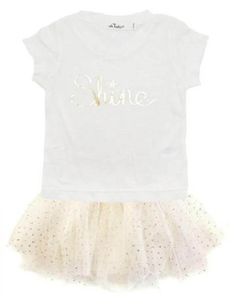 """oh baby! oh baby! - """"Shine"""" Gold Foil Tushie Set"""