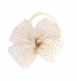 oh baby! oh baby! - Glinda Bow Headband - Cream