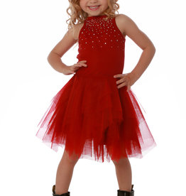 Ooh! La, La! Ooh! La, La! - Carrie Dress in Red
