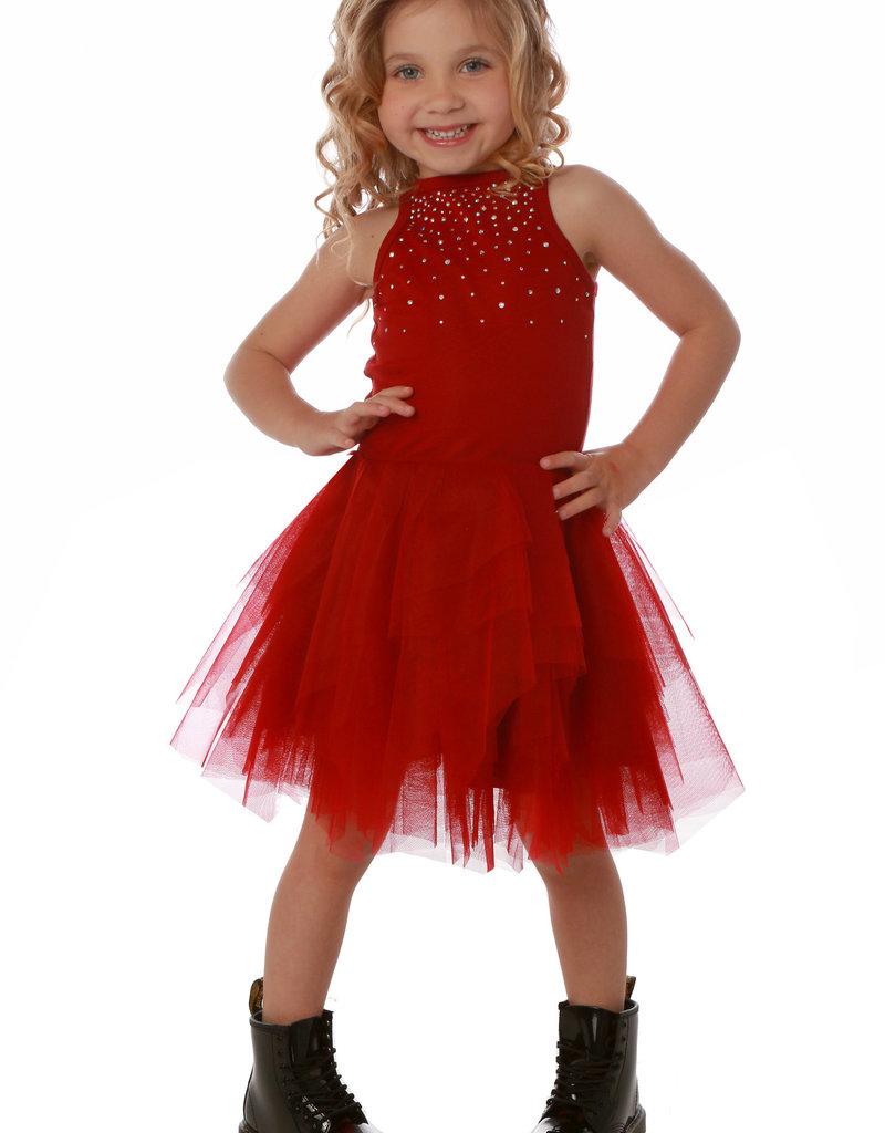 Ooh! La, La! Ooh! La, La! - Carrie Dress in Red