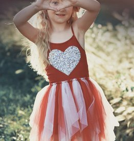Ooh! La, La! Ooh! La, La! - Heart Dress