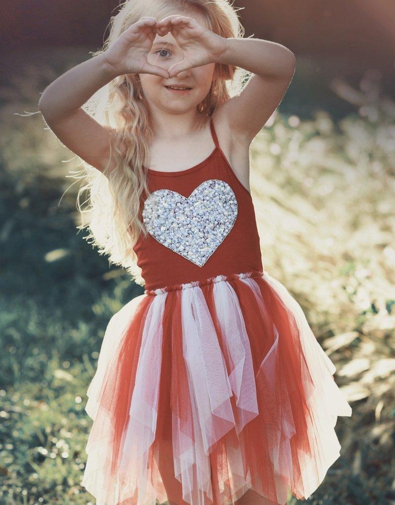 Ooh! La, La! Ooh! La, La! - Heart Dress