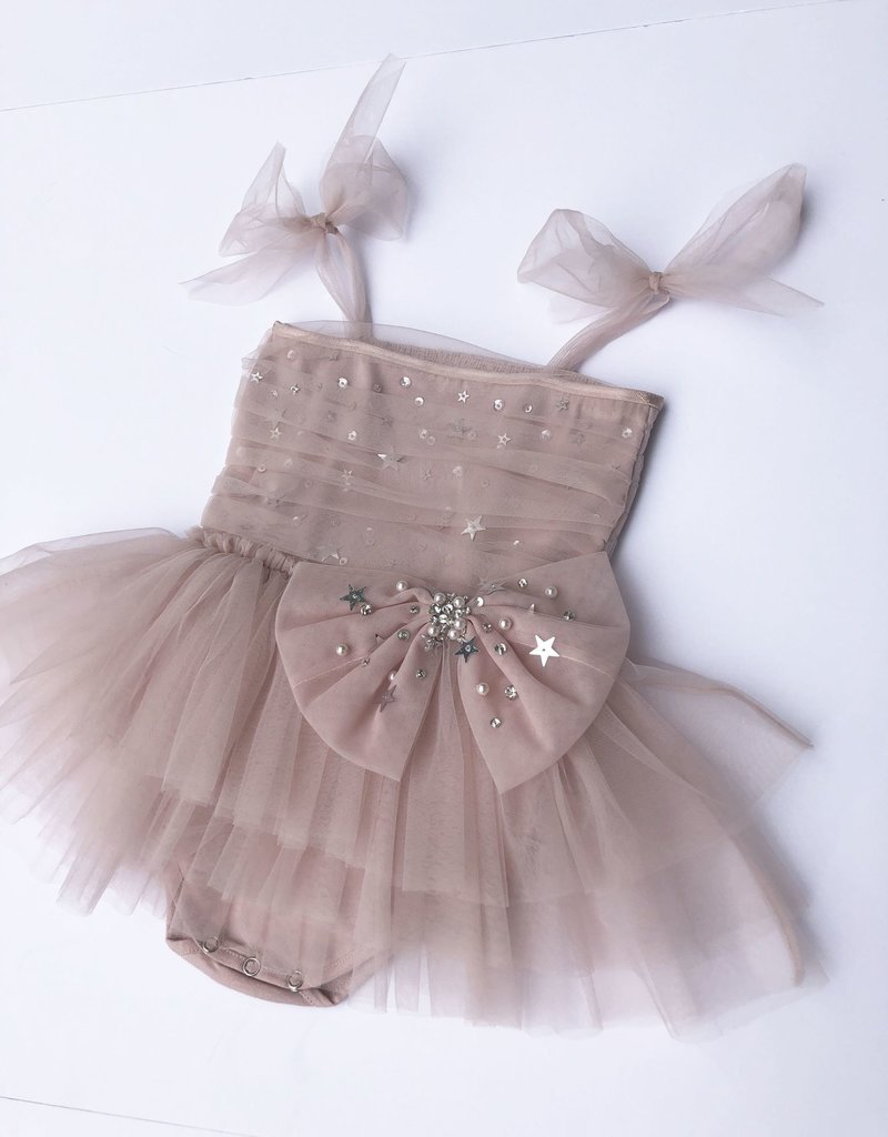 Marais Sky Marais Sky - Stardust Dress in Blush