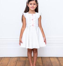 David Charles David Charles - Ivory Dress Style 810L