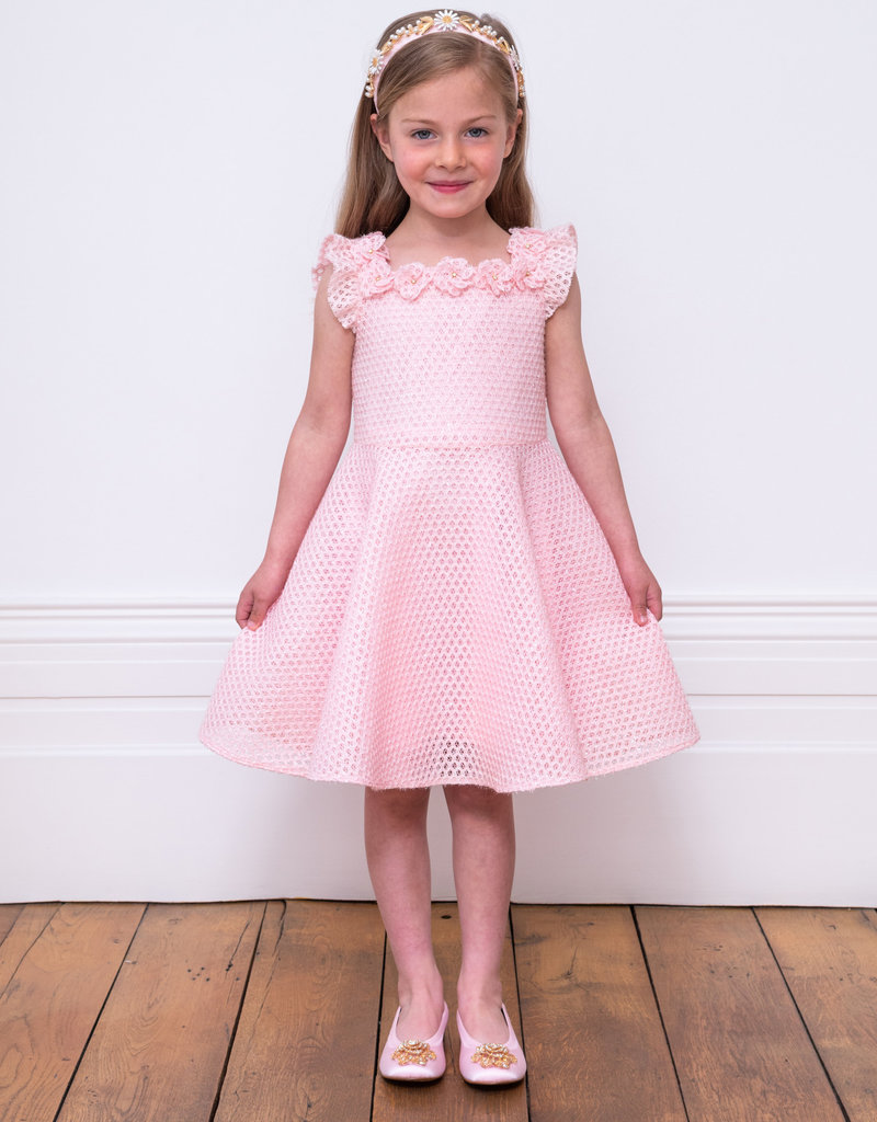 David Charles David Charles - Pink Dress Style 817X