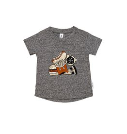 Huxbaby Huxbaby - Gold Food T-Shirt