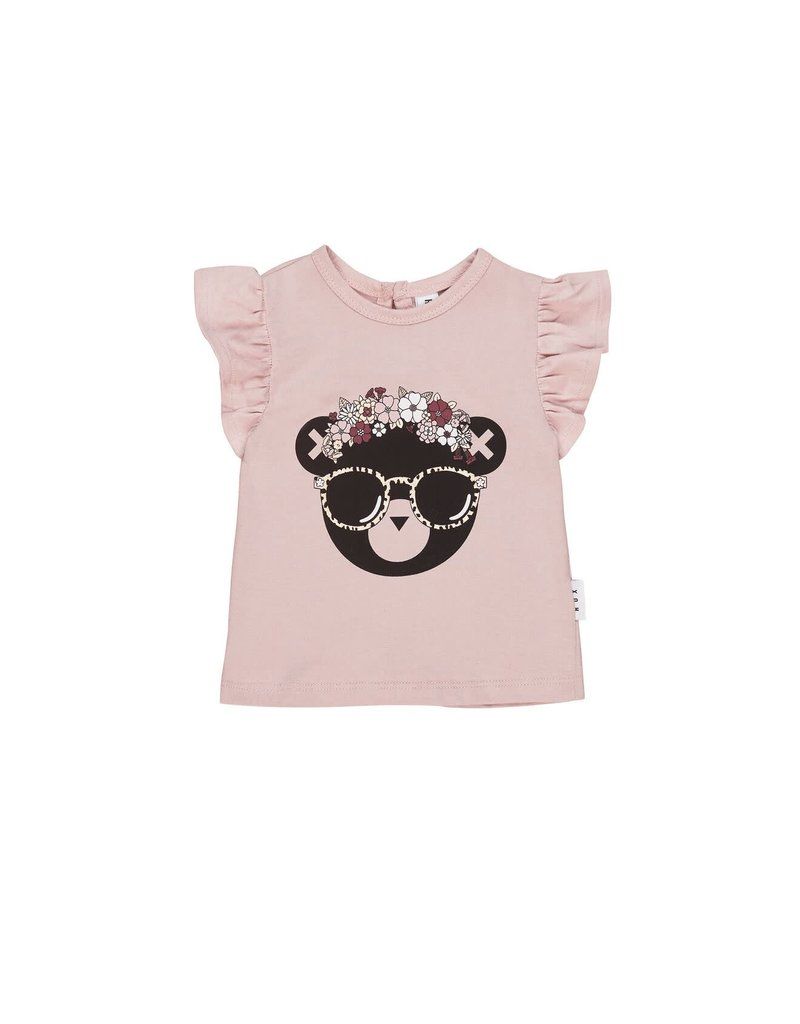Huxbaby Huxbaby - Floral Hux Frill Top