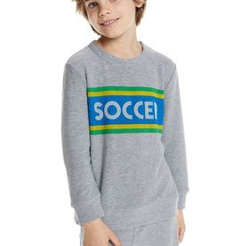 Chaser Chaser - Soccer Stripes Top