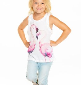 Chaser Chaser - Flamingo Love Top