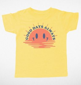 Tiny Whales Tiny Whales - Good Days Always Tee