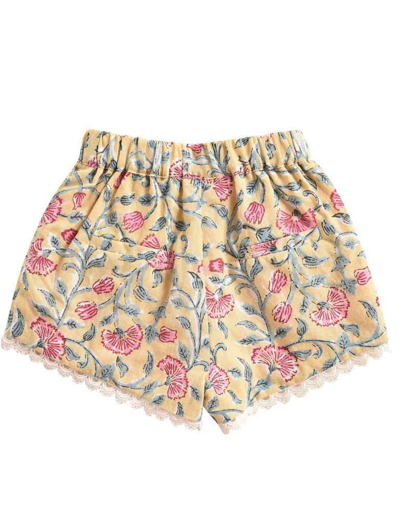 Louise Misha Louise Misha - Miami Top and Vallaloid Shorts Set