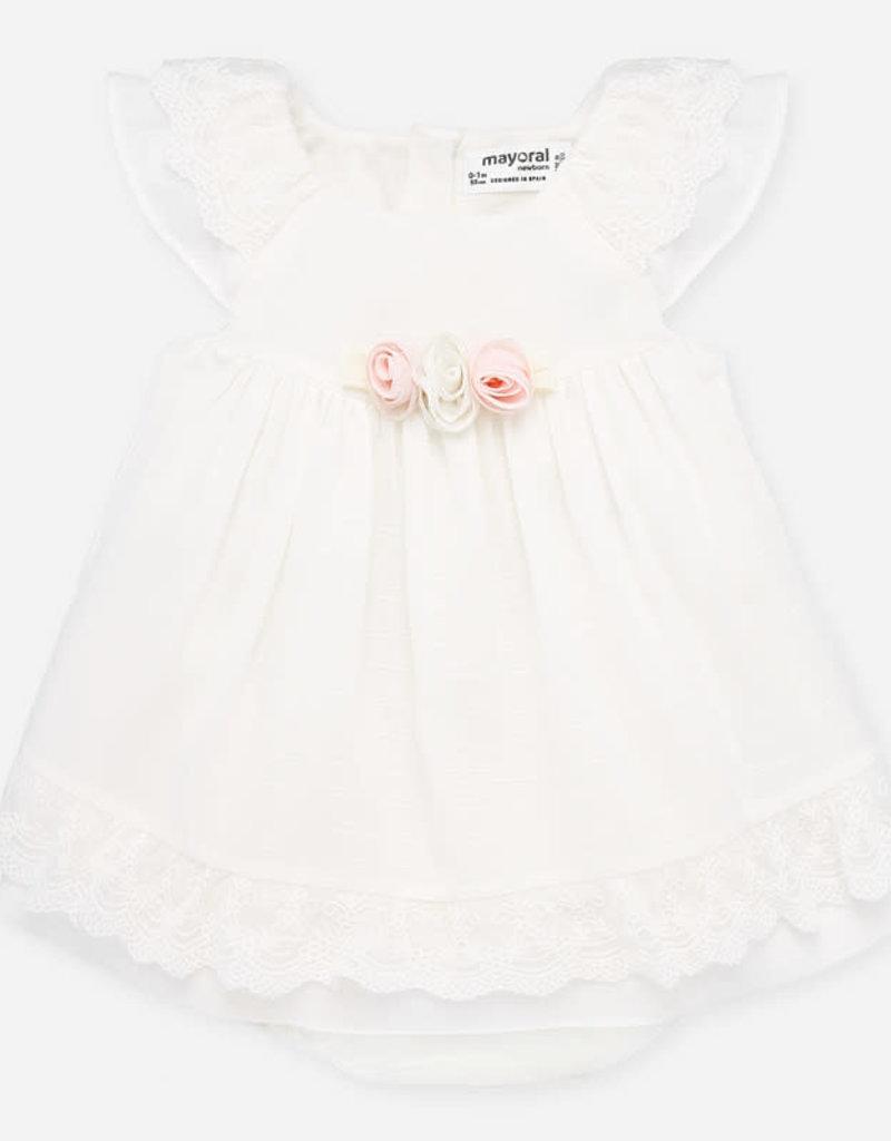 Mayoral Mayoral - White Dress