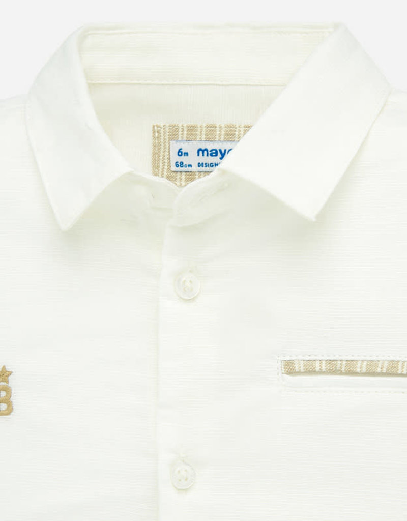 Mayoral Mayoral - Linen Bermuda Set