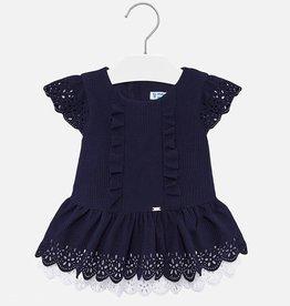 Mayoral Mayoral - Pique Knit Dress