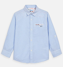 Mayoral Mayoral - Light Blue Shirt
