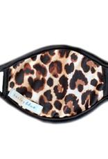 Bailey Blue Bailey Blue - Face Mask - Cheetah - Adult