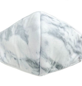 ESME ESME - Grey Marble Face Mask - Kid