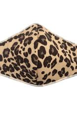 ESME ESME - Shimmer Leopard Face Mask - Adult