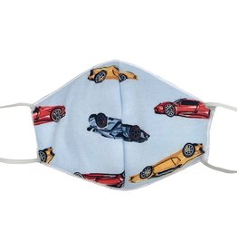 ESME ESME - Super Cars Face Mask - Kid