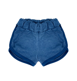 Wee Monster Wee Monster - Storm Blue Short Shorts