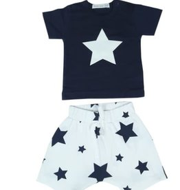 Mish Mish Mish Mish - Star Shirt & Short Set