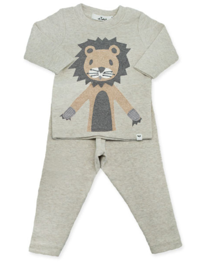 oh baby! oh baby! - Two Piece Set - Leo Lion