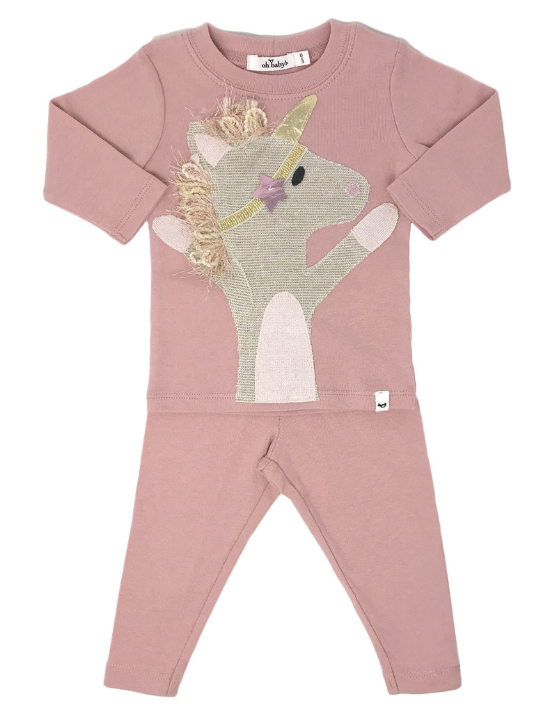 oh baby! oh baby! - Two Piece Set  - Star Unicorn