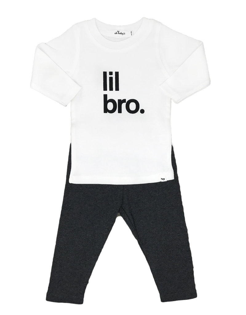 oh baby! oh baby! - Two Piece Set - Lil Bro