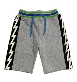 Bit'z Kids Bit'z Kids - Grey Bolt Short