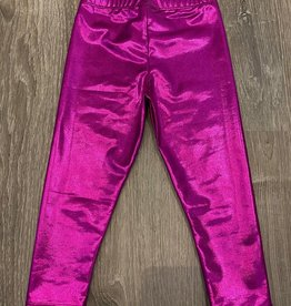 Nessi Byrd Nessi Byrd - Metallic Pink/Purple Legging