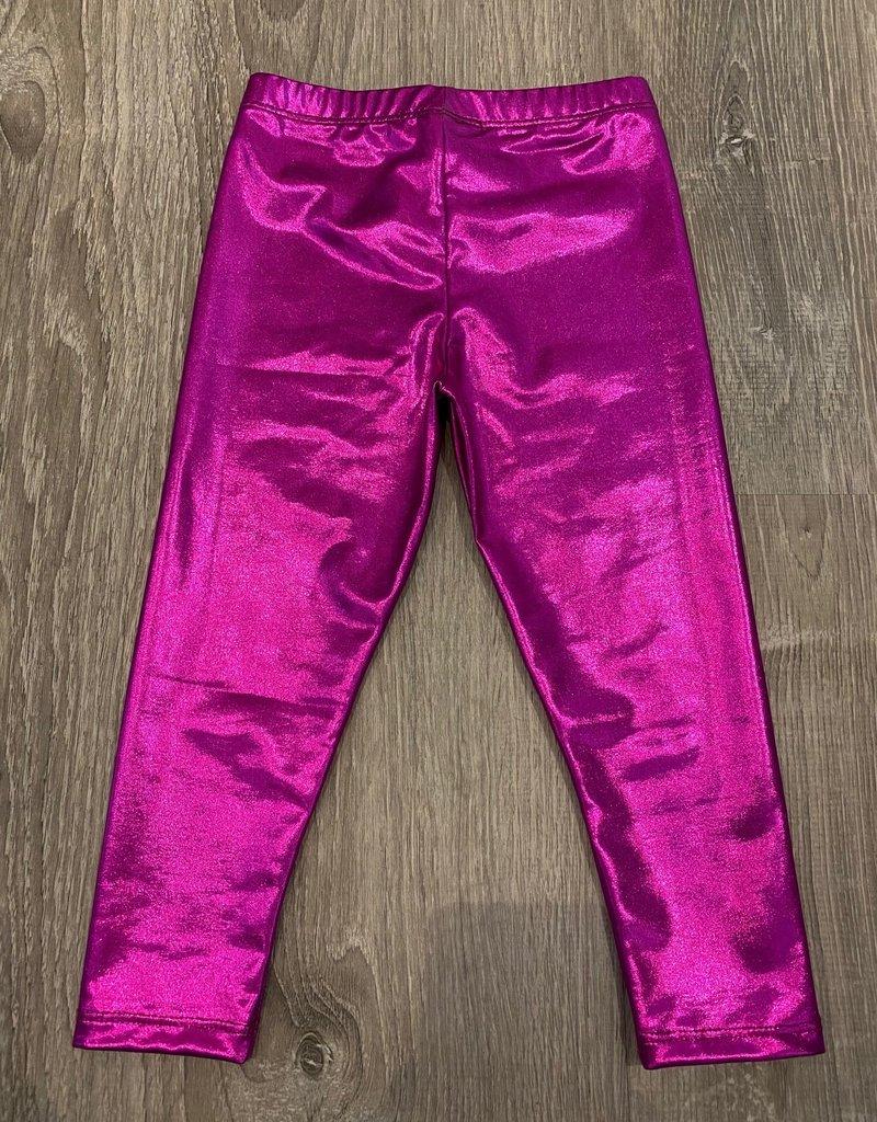 Nessi Byrd Nessi Byrd - Metallic Pink/Purple Legging