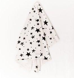 Noe & Zoe Noe & Zoe - Black Stars Blanket