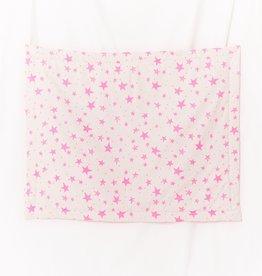 Noe & Zoe Noe & Zoe - Neon Pink Stars & Stripes Playmat