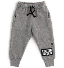 NuNuNu NuNuNu - Grey Solid Sweatpants