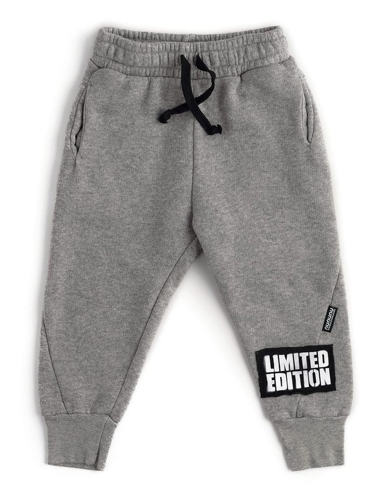 NuNuNu NuNuNu - Grey Solid Sweatpants