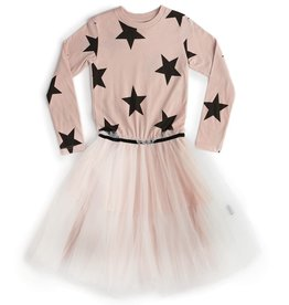 NuNuNu NuNuNu - Pink Star Tulle Dress