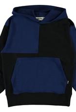 Molo Molo - Ink Blue Hooded Top