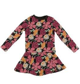 KicKee Pants KicKee Pants - Zebra Market Flowers Dress