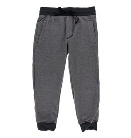 KicKee Pants KicKee Pants - Heathered Zebra Sweatpants