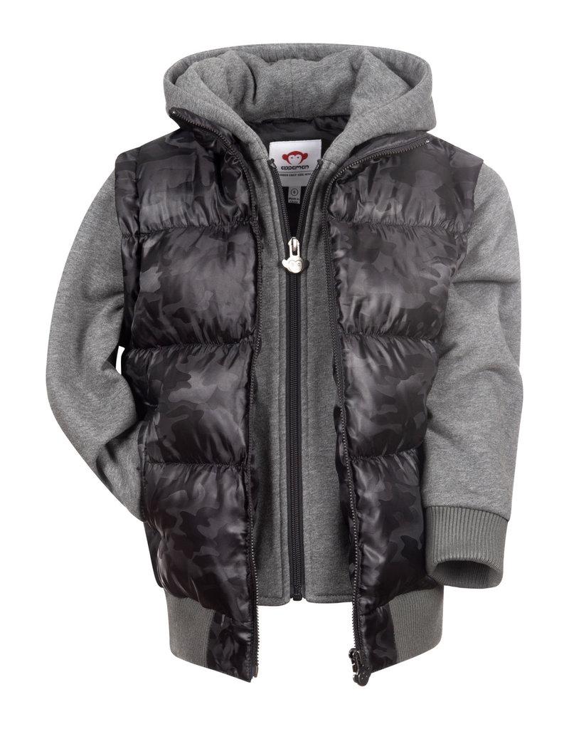 Appaman Appaman - Black Camo Jacket