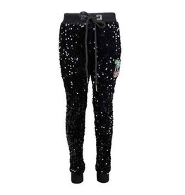 Lola and the Boys Lola and the Boys - Cherry Sequin Joggers