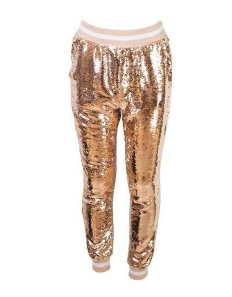 Lola and the Boys Lola and the Boys - Goldie Sequin Joggers