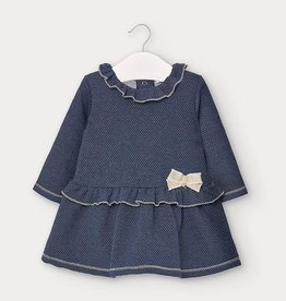 Mayoral Mayoral - Fleece Lurex Dress