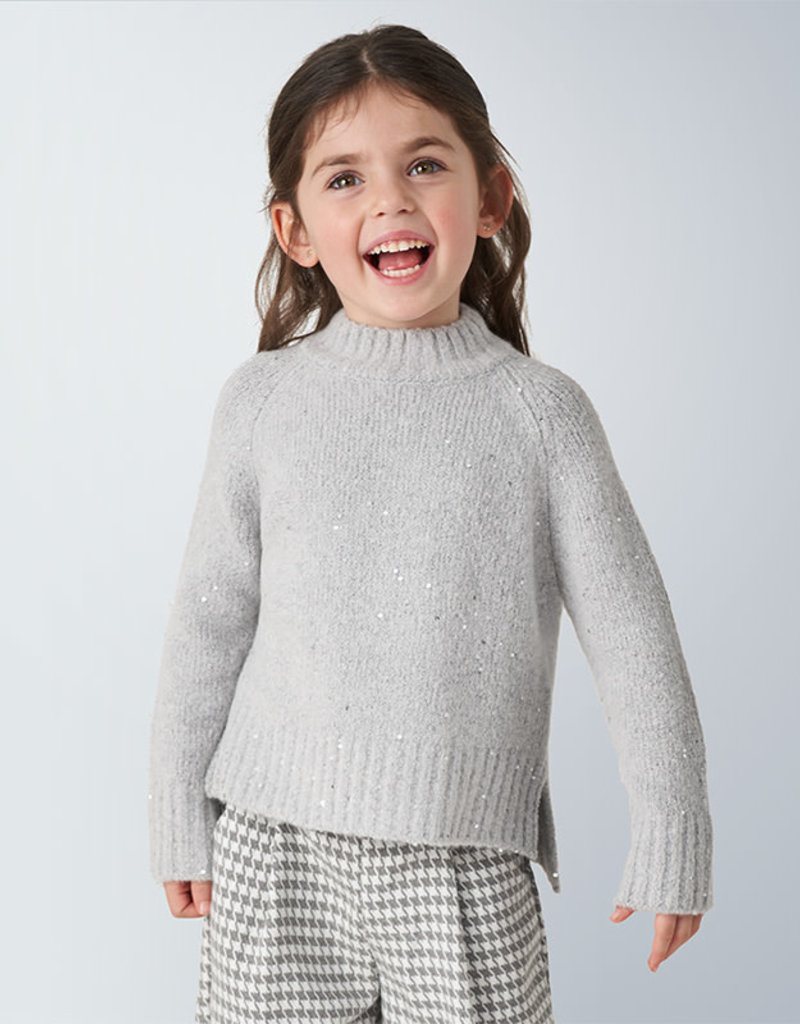 Mayoral Mayoral - Sequin Sweater