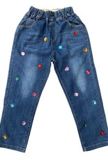 Lola and the Boys Lola and the Boys - Rainbow Gem Jeans