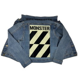Wee Monster Wee Monster - Monster Denim Jacket